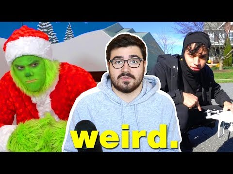 Can Everyone Stop Being So Weird?
