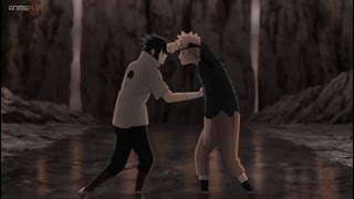 Naruto AMV - Sasuke and Naruto Tribute - Take My Hand