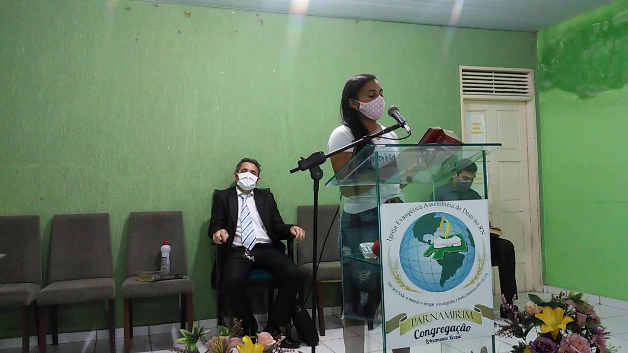 Culto loteamento Brasil 07-07-2020