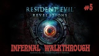 Resident Evil: Revelations [Infernal] Walkthrough - Part 5