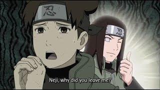 Tenten misses Neji - Naruto shippuden 414 HD