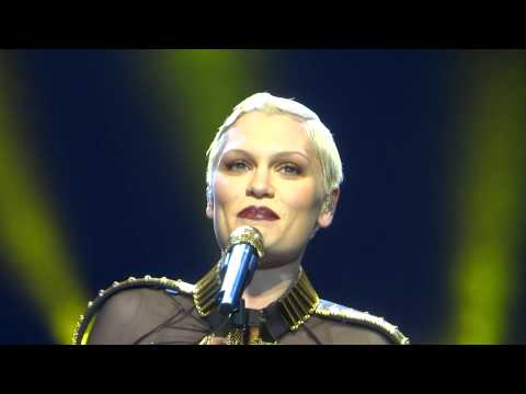 Jessie J speech Glasgow
