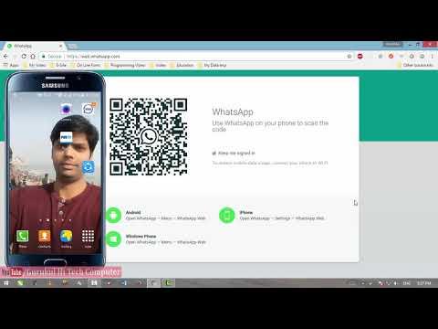 Whatapp On Web
