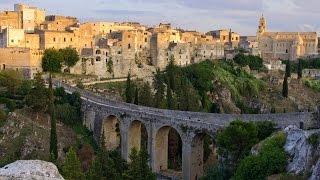 L'habitat rupestre di Gravina in Puglia, da Ulisse del 10 ottobre 2015 con Alberto Angela