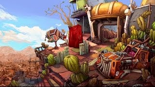 Deponia - The Complete Journey: Story Trailer
