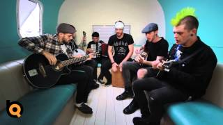 "The Roughneck Riot - Session Acoustique - ""All That We Know"""