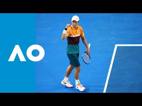 Pablo Carreno Busta v Kei Nishikori match highlights (4R) | Australian Open 2019