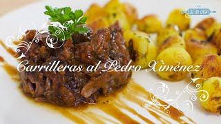Carrilleras de cerdo al Pedro Ximénez - Recetas de Navidad faciles