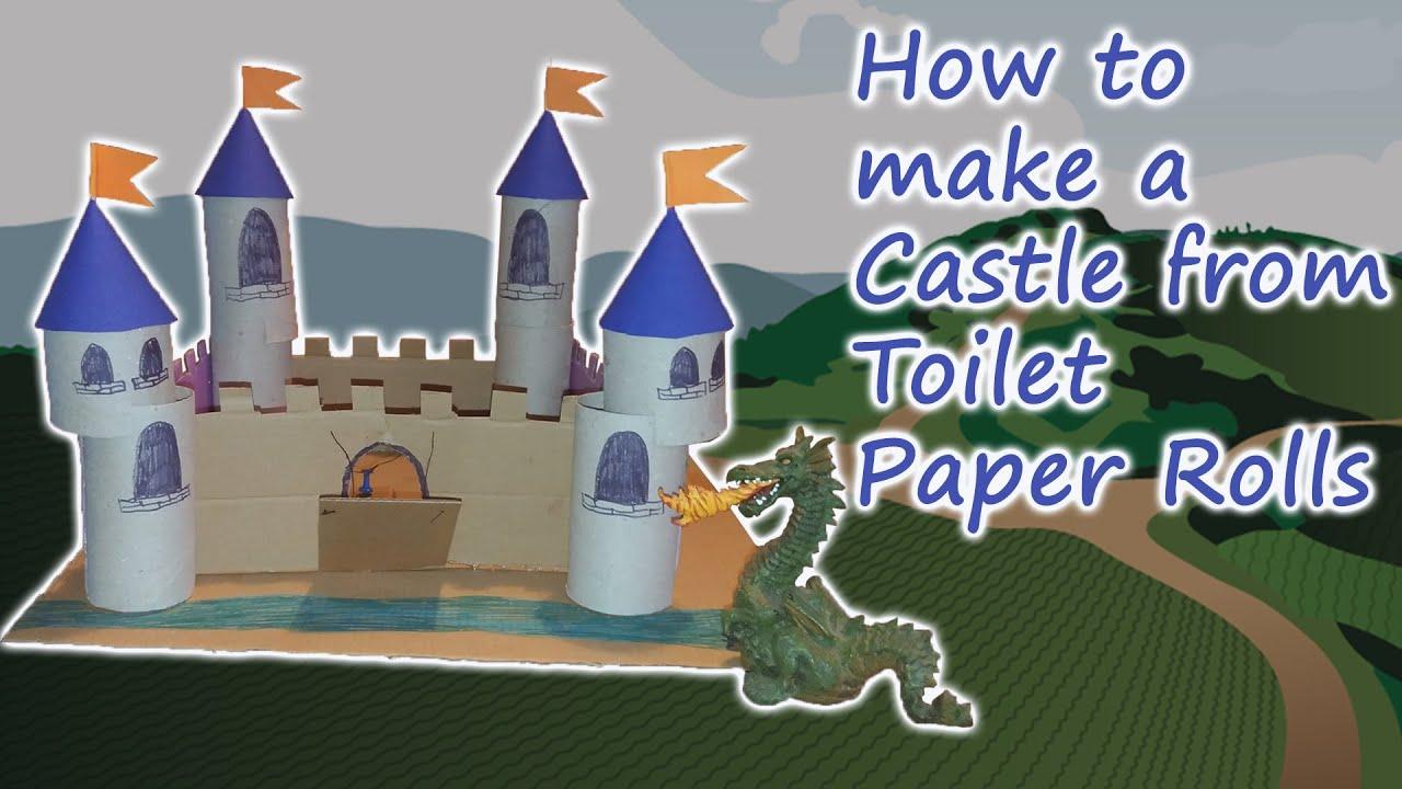 How To Make A Castle From Toilet Paper Rolls Stem Little Explorers By Vedran Leder Stem Little Explorers Medium