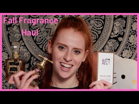 Fall Fragrance Haul #4 + FragranceBuy Canada Review 2019
