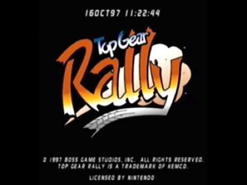 Top Gear Rally OST: Menu (PAL/NSTCJ) (HQ)