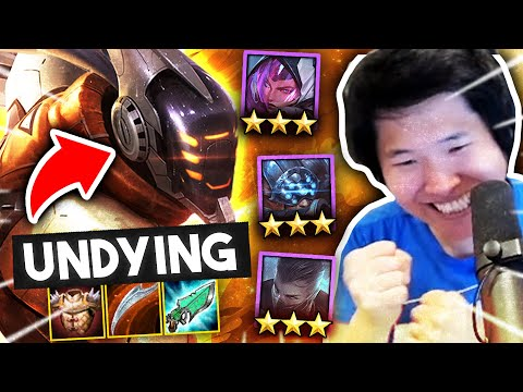 The UNDYING MASTER YI Build - Rebel Blademaster Comp! | TFT 10.12 Guide | Teamfight Tactics Galaxies