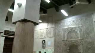 """بالصور والفيديو.. """"جامع سعال"""" معهد ديني وعلمي منذ القرن الأول الهجري"""