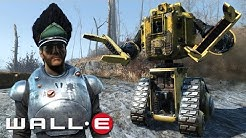 Stream - Fallout 4 - Robo Mods and WALL-E
