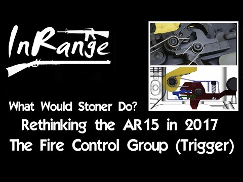 WWSD 2017 - The Fire Control Group (Trigger & Safety)