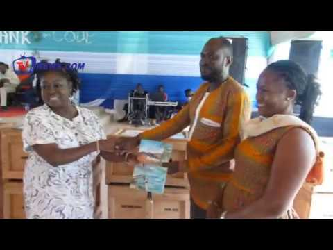 ASANKO GOLD MINES-CODE DEVOTE 600,000 CANADIAN DOLARS TO SUPPORT READ GHANA PROJECT