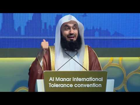Islam - The Message For Humanity - Mufti Menk