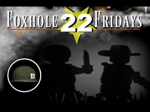 Foxhole Fridays Live Episode 22 | Why Did I Start a New YouTube Channel?