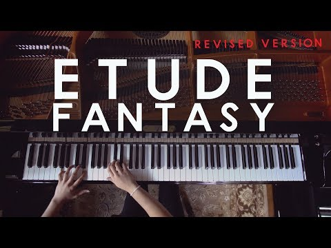 Chopin Etude Fantasy [PARODY] -- revised audio