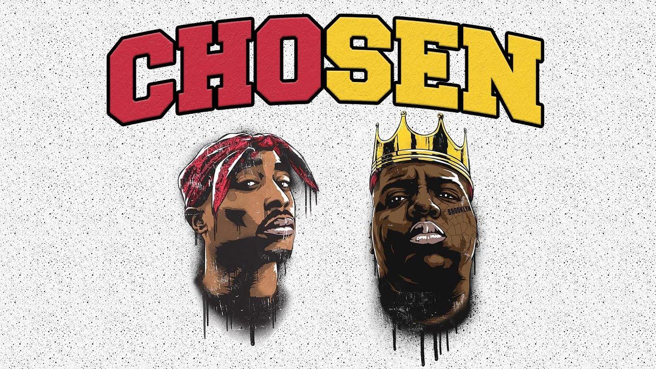 2Pac & Biggie - Chosen (Remix) ft. Blxst