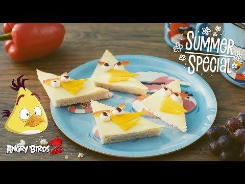 Angry Birds 2 | Cooking Chuck Sandwich -...