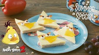 Angry Birds 2 | Cooking Chuck Sandwich - Summer Special