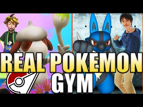 Pokemon News! Real Life Pokemon Gym Opening in Osaka Japan Next Month!