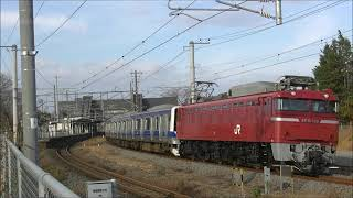 JR常磐線 2020/11/19 E531系付属編成秋田総車セ入場