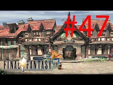 Guia Final Fantasy IX (PS4) - 47 - De vuelta en Alexandría