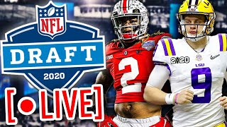 2020 NFL Draft [LIVE REACTIONS]