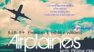 B.o.B ft.Hayley Williams - Airplanes [Instrumental]