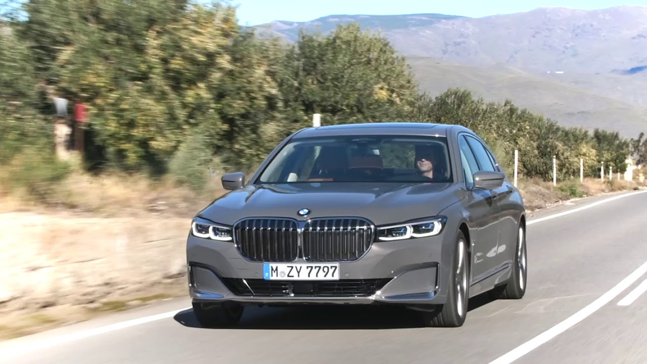 Bmw 7 Series Facelift 2020 Youtube