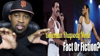 6 Ways Bohemian Rhapsody Ignored Queens True Story!  Reaction!!!!