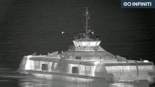LRTI  Long Range Thermal Infrared|  Night Vision IR Imaging| PTZ Tracking