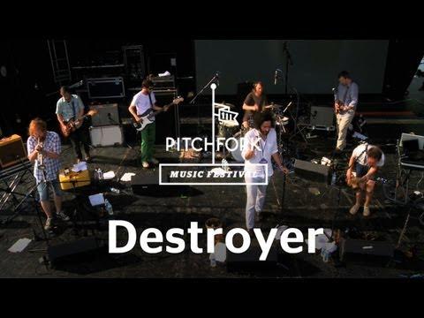 Destroyer - Chinatown - Pitchfork Music Festival 2011