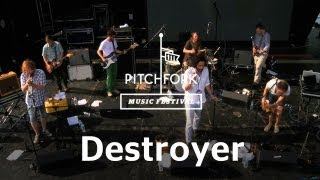 Destroyer - Chinatown - Pitchfork Music Festival 2011