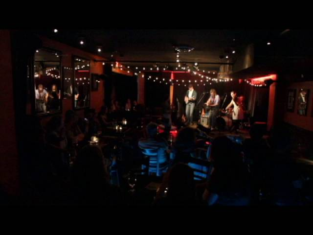 The Folk and Country Line - Ophelia Cover Live @ The Carleton