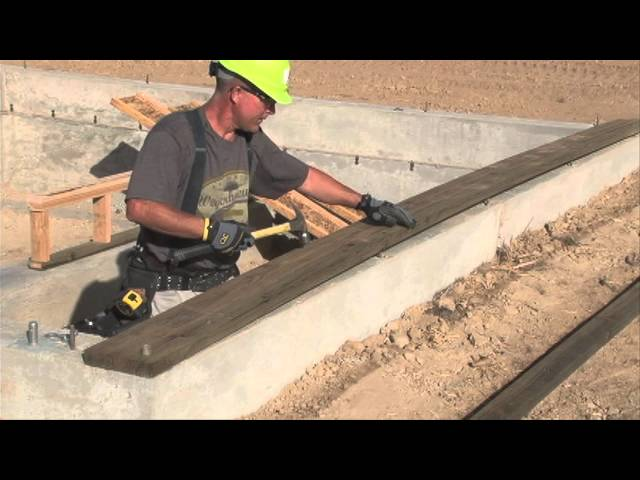 Detail #H3 - Trus Joist EWP Floor Installation Guide