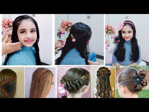 simple-and-easy-braided-hairstyles-for-little-girls-|-best-kids-long-hair-hairstyles-for-party