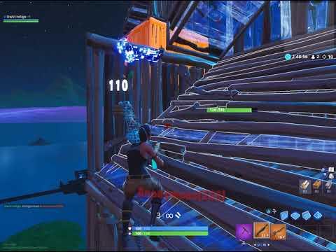 Fortnite | Stair edit sniper