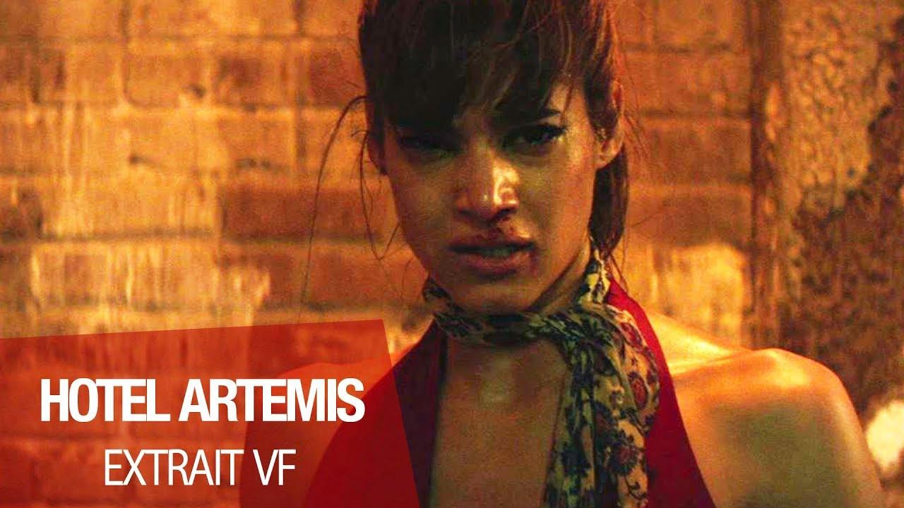 "HOTEL ARTEMIS - Extrait ""Sofia Boutella"" VF"