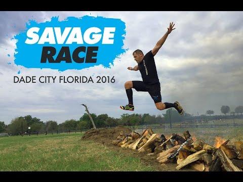 Savage Race - 2016 Dade City, FL