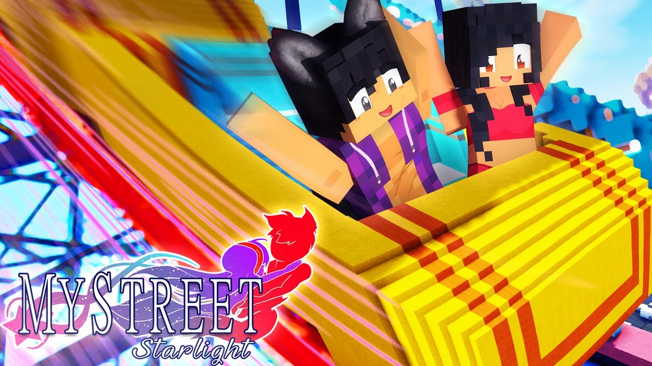 Dream Come True | MyStreet: Starlight [Ep.12] | Minecraft Roleplay