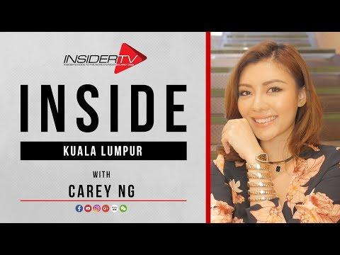 INSIDE Kuala Lumpur with Carey Ng | Travel Guide | May 2018