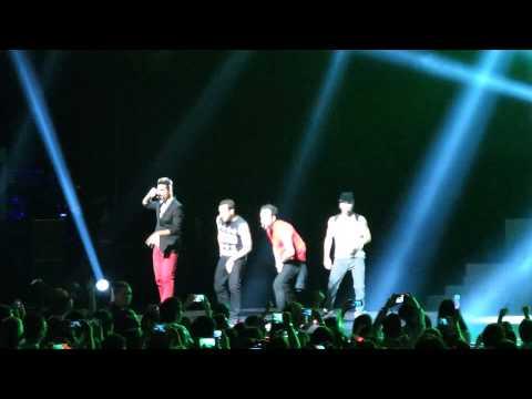 Everybody (BackStreet's Back) - The Backstreet Boys Live in Singapore!