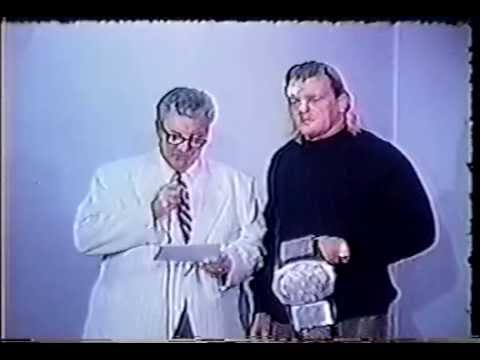 Johnny Valentine & The Super Destroyer promos - Mid Atlantic Championship Wrestling