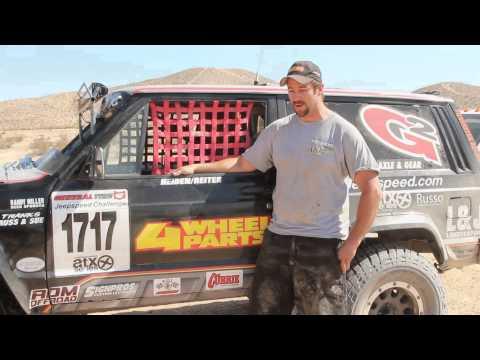 1717 Jeepspeed Josh Reiter Eric Heiden