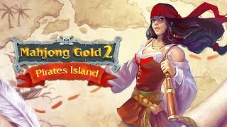 Mahjong Gold 2 - Pirates Island