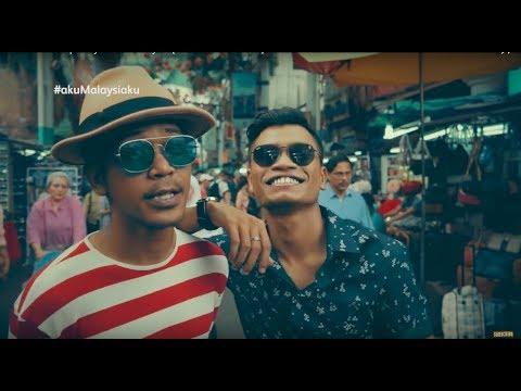 Hazama & Usop - Saya Anak Malaysia [Official Music Video]