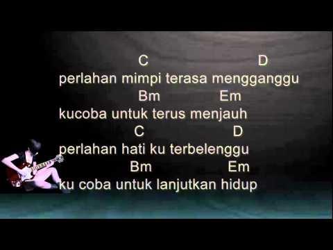 Belajar Chord Gitar Lagu Indonesia